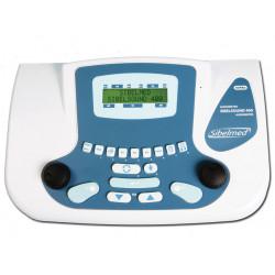 Audiómetro 2 canales Sibelsound 400-A de vía aérea
